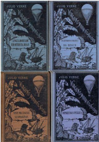 8025 - Livros de Julio Verne 6