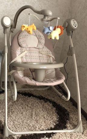 Кресло-качалка 3 в 1 Carrello Nanny