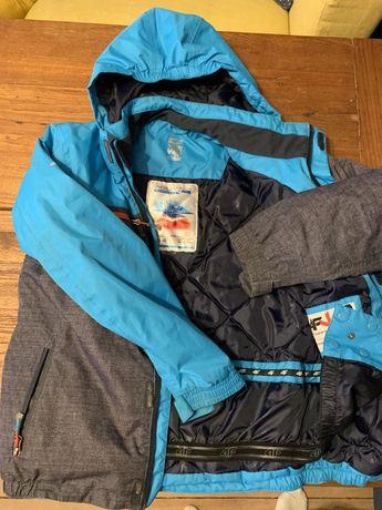 Kurtka narciarska 4F chlopiec
