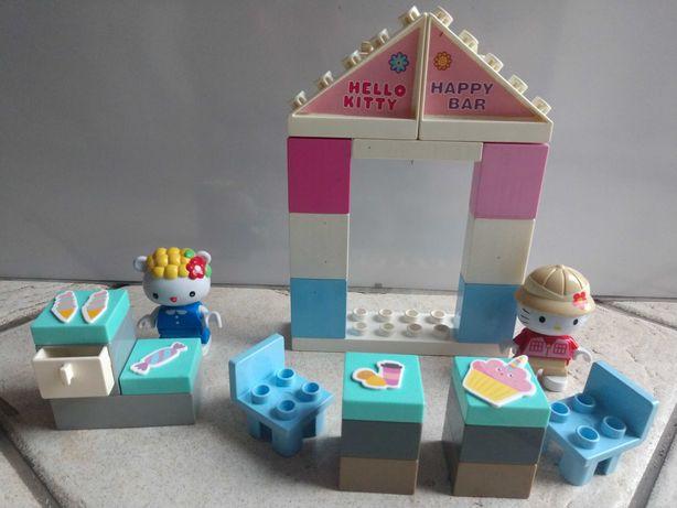Cukiernia Hello Kitty LEGO Duplo+1zl przesylka