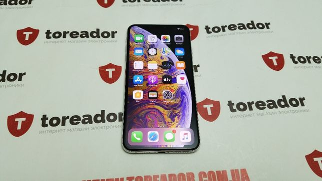 Apple iPhone Xs Max 64gb Silver Neverlock 600$ 11 Pro/ XS/ X/ 11/ 8+/7