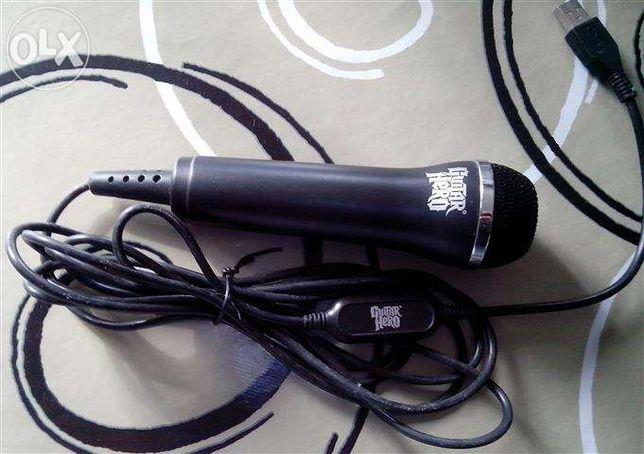 Playstation - Microfone Guitar Hero