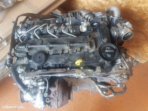 Motor Opel Astra J / K 1.6 Cdti Ref. B16DTE para peças