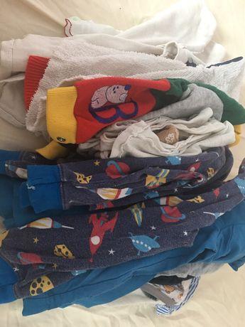 Пакет вещей на мальчика до 1,5 года / Пижама