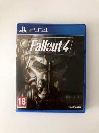 Gra PS4 Fallout 4 NOWA