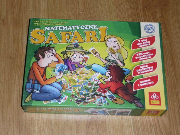 Gra Matematyczne safari