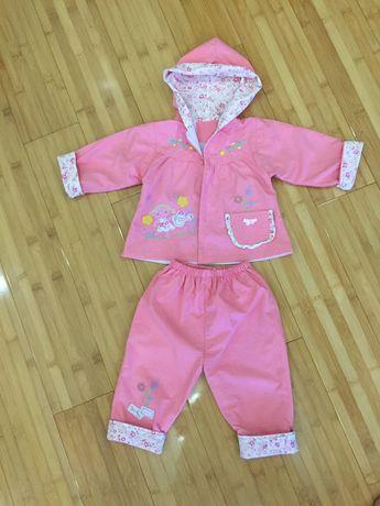 Куртка штани штаны курточка для девочки на 1 годик 1 год 1 рочок