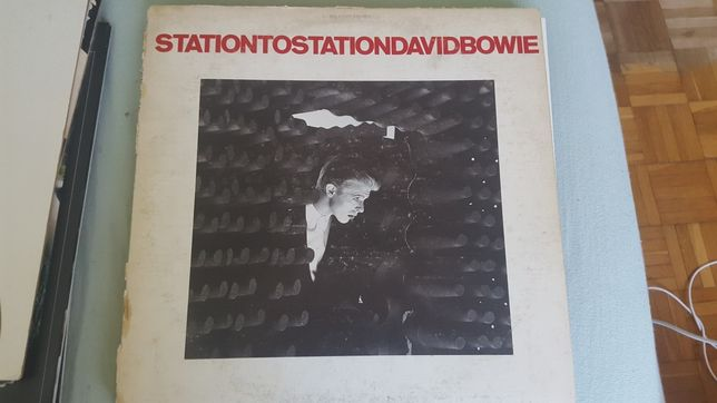 Station to Station, David Bowie, LP