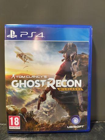 Ghost Recon Wildlands PS4 stan jak nowy