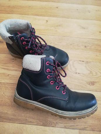 Buty zimowe z CCC roz. 36