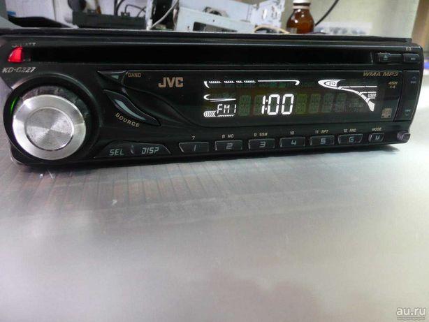 Radio  магнітола  JVC KD-G 227 оригінал
