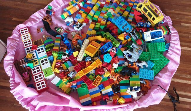 Lego Duplo mix zestawów 8 kg