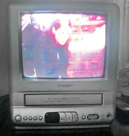 """Цветной Моноблок ORION TVR1000 MX - 10"""" телевизор с видеомагнитофоном"""