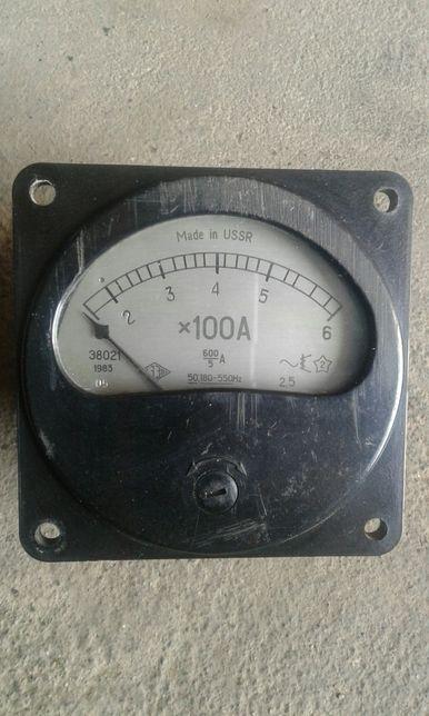 Амперметр 600А