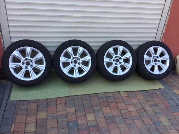 Kompletne Koła Audi A4; A6; A4 Allroad, Felgi Audi