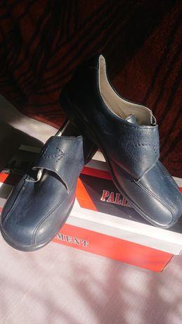 Мешта,туфлі нові,шкіряні