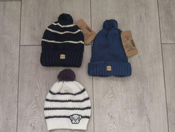 Nowa czapka Endo 50. 52
