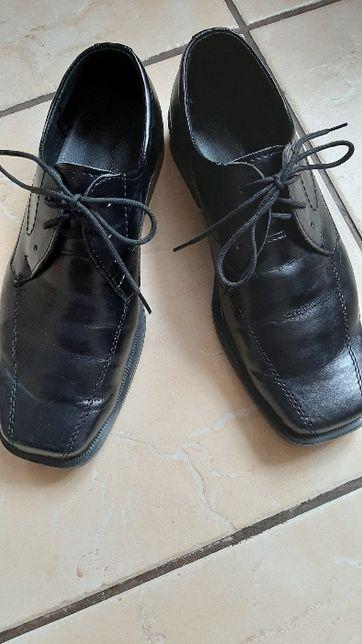 Buty komunijne chłopięce roz. 35