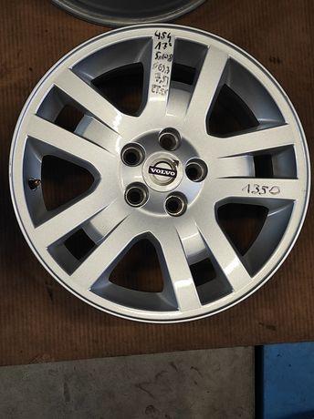 454 Felgi aluminiowe VOLVO R 17 5x108 otwór 63,3 Bardzo Ładne