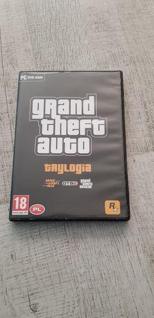 PC GTA Trylogia PL