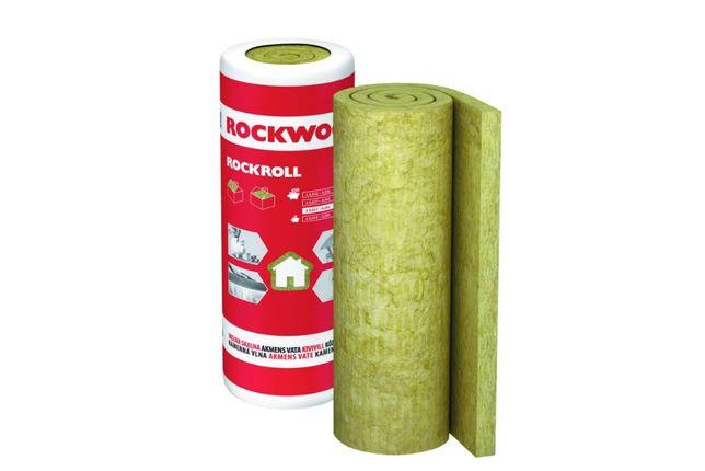 Wełna mineralna Rockroll 150 mm 3,5 m² 0,44 Rockwool