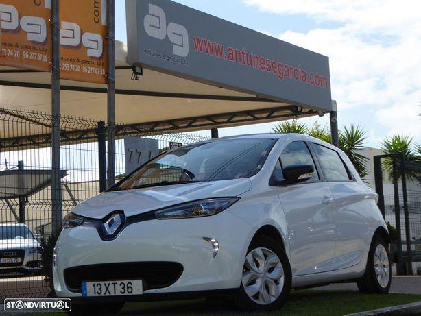 Renault Zoe Life Carga Rapida