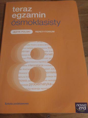 Repetytorium do języka polskiego (egzamin ósmoklasisty)