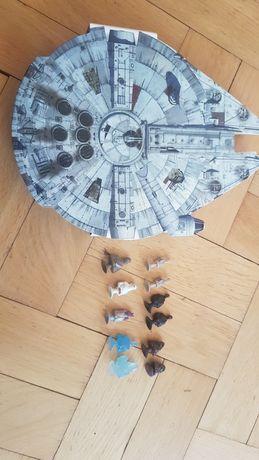 Star Wars Lidl kolekcja statek kosmiczny