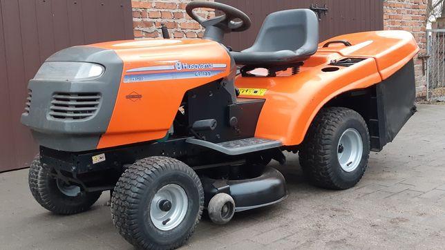 Traktorek kosiarka Husqvarna 13,5HP