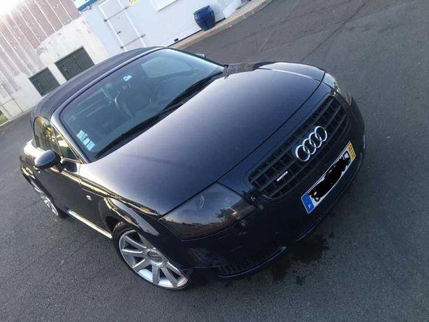 Audi tt cabriolet 225 cv