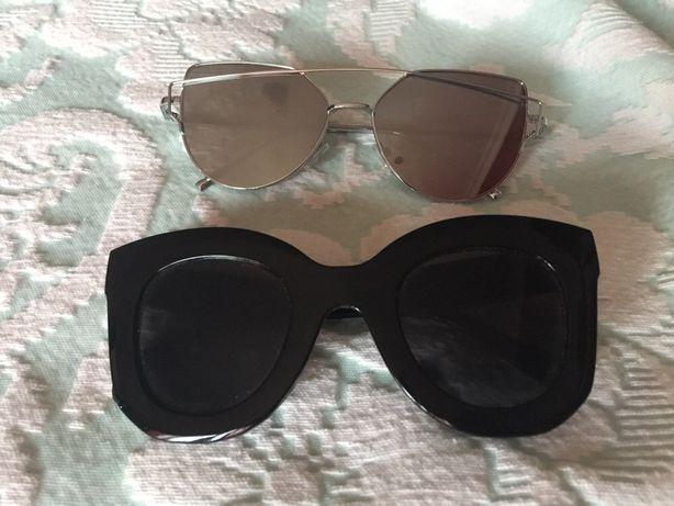 Óculos de sol Feminino Modernos