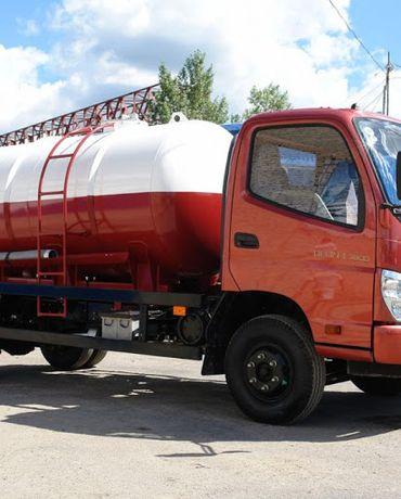 Ассенизатор. Услуга перевоза жидких бытовых отходов