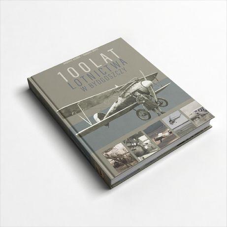 Książka 100 LAT LOTNICTWA W BYDGOSZCZY - idealna na prezent