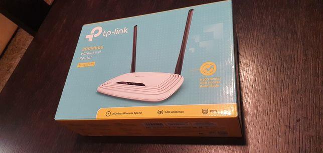 Router PT link como novo na caixa