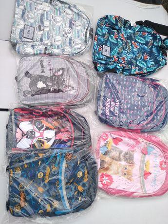 Plecak nowy różne wzory