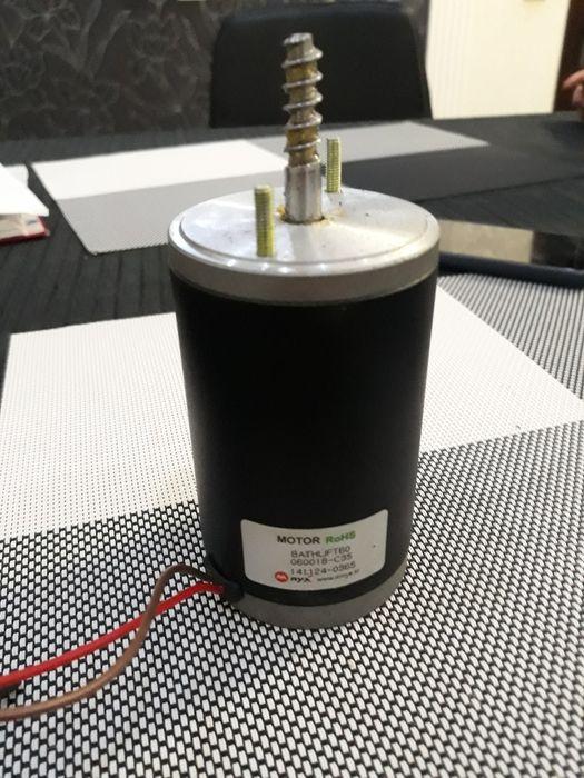 Электродвигатель постоянного тока Mnyx Корея Сумы - изображение 1
