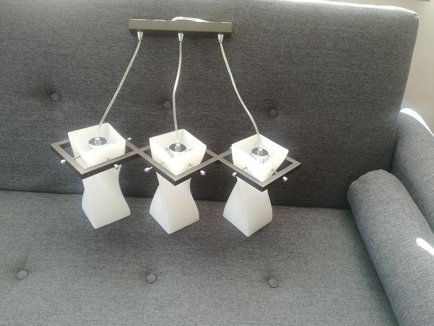 Lampa wisząca 3 punktowa