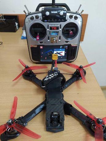 Квадрокоптер FPV очки, аппаратуры управления, аккумуляторы