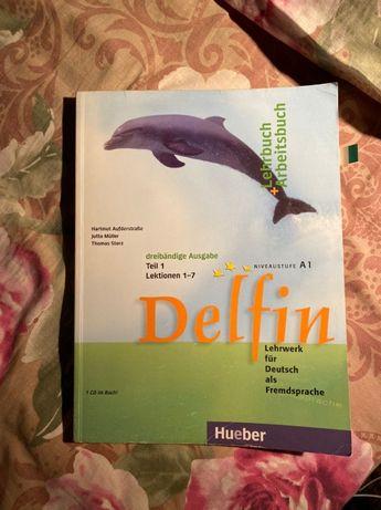 Учебник по немецкому Delfin Niveaustufe A1