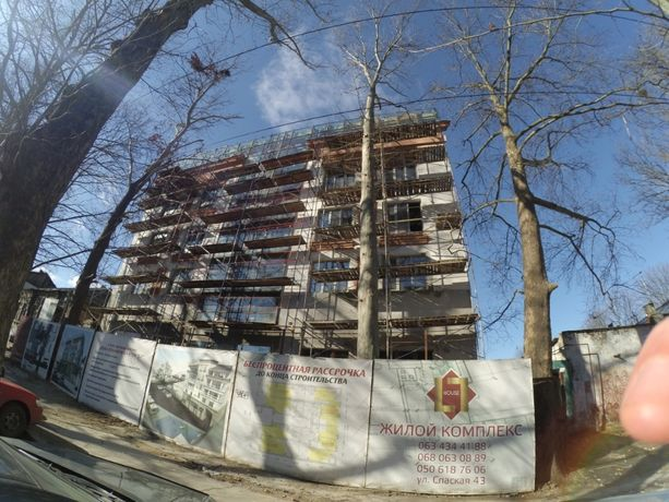 Продажа 1 комнатной квартиры в центре города в новом построенном доме