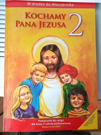 Kochamy Pana Jezusa 2 WAM2020 + zeszyt ćwiczeń