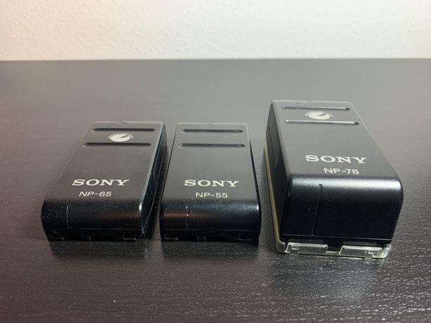 Bateria de Sony handicam
