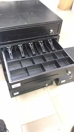 Денежные ящики со съёмной монетницей. Кассовые ящики.