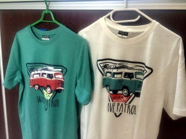 CAMPER - ZLOT - Koszulka z nadrukiem Volkswagen T 2 ogórek - -T-shirt