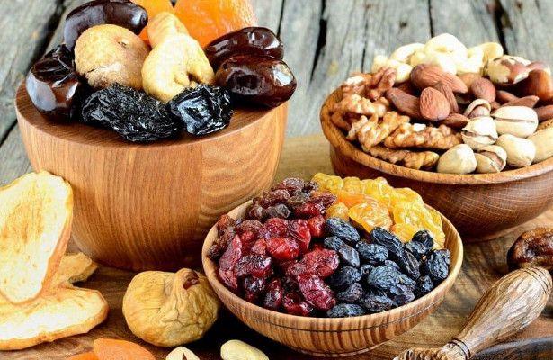 Орехи , сухофрукты