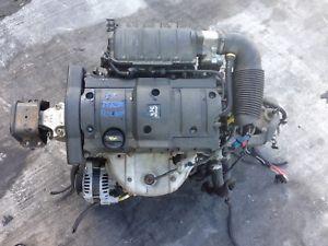 Motor Peugeot Citroën 1.6 16v nfu