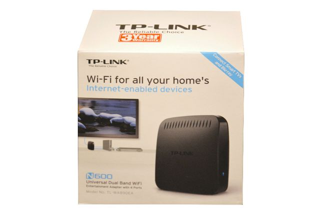 Adapter router TP-Link TL-WA890EA