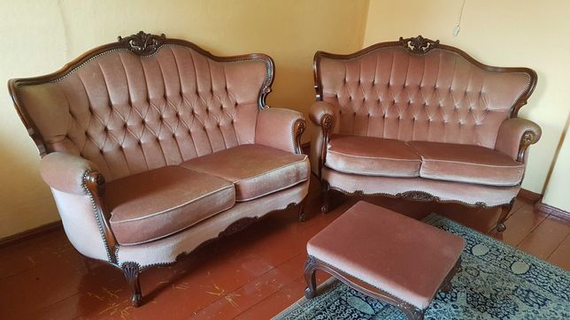 sofa/ otomana  stylizowana