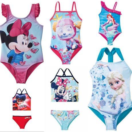 Детские купальники Disney