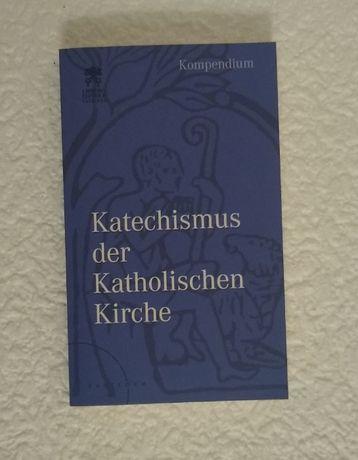 Katechizm kościoła katolickiego - w języku niemieckim